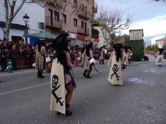 Desfile 2017 Ofertorio del Carnaval de Herencia 457 560x420 - Fotografías del Ofertorio de Carnaval de Herencia 2017