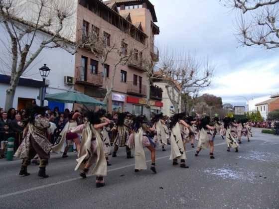 Desfile 2017 Ofertorio del Carnaval de Herencia 459 560x420 - Fotografías del Ofertorio de Carnaval de Herencia 2017
