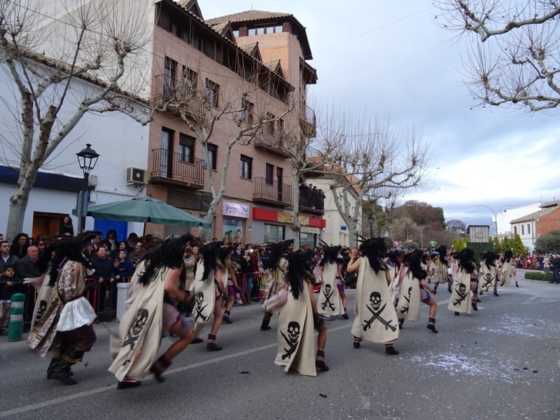 Desfile 2017 Ofertorio del Carnaval de Herencia 460 560x420 - Fotografías del Ofertorio de Carnaval de Herencia 2017