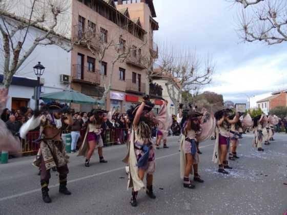 Desfile 2017 Ofertorio del Carnaval de Herencia 461 560x420 - Fotografías del Ofertorio de Carnaval de Herencia 2017