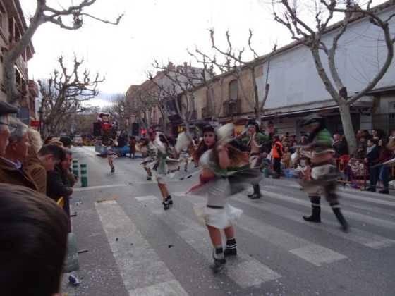 Desfile 2017 Ofertorio del Carnaval de Herencia 464 560x420 - Fotografías del Ofertorio de Carnaval de Herencia 2017