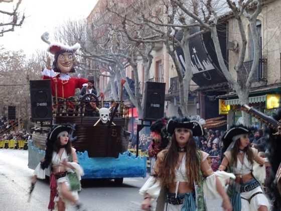 Desfile 2017 Ofertorio del Carnaval de Herencia 466 560x420 - Fotografías del Ofertorio de Carnaval de Herencia 2017