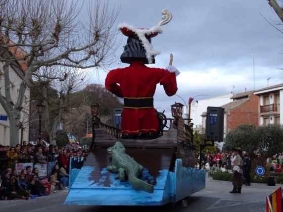 Desfile 2017 Ofertorio del Carnaval de Herencia 467 560x420 - Fotografías del Ofertorio de Carnaval de Herencia 2017