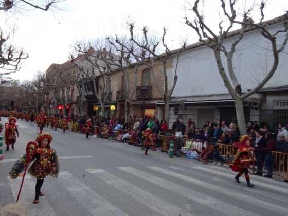 Desfile 2017 Ofertorio del Carnaval de Herencia 474 560x420 - Fotografías del Ofertorio de Carnaval de Herencia 2017