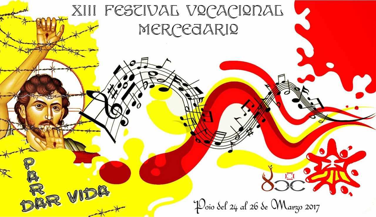 Festival vocacional mercedario - Herencia presente en el XIII Festival Vocacional Mercedario
