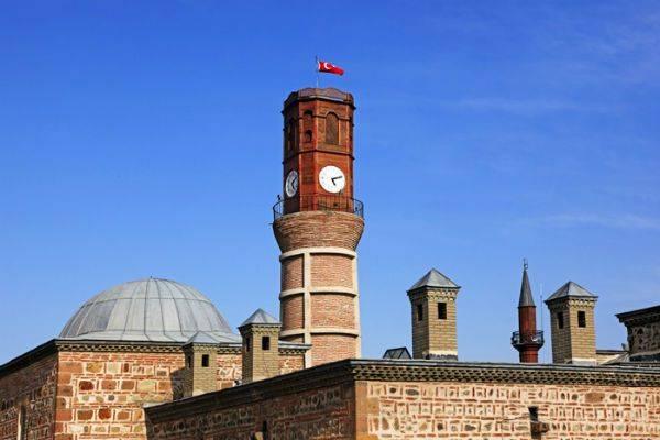 merzifon - Perlé atravesando la Península de Anatolia próximo al Mar Negro