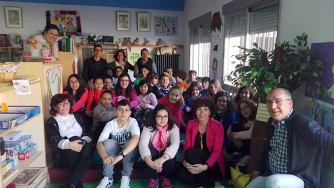 Instituto de la Mujer de Castilla-La Mancha sensibilizan sobre los valores de igualdad con un maratón de lectura en Herencia 4