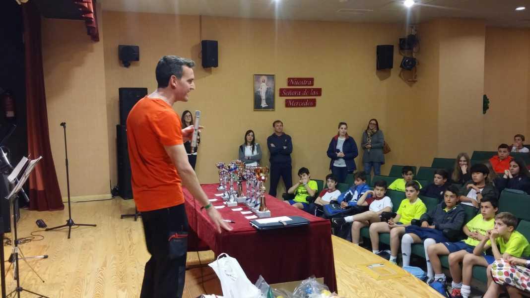 Jornadas Deportivas del Colegio Mercedario de Herencia 5