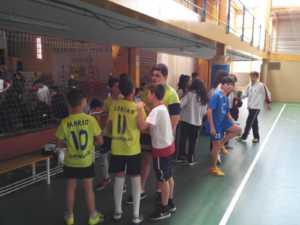 Jornadas Deportivas del Colegio Mercedario de Herencia 1