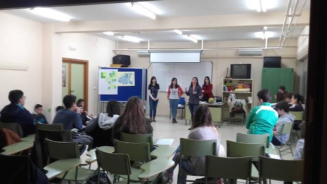 La junta de delegados del Hermógenes realiza su primera actividad formativa 2