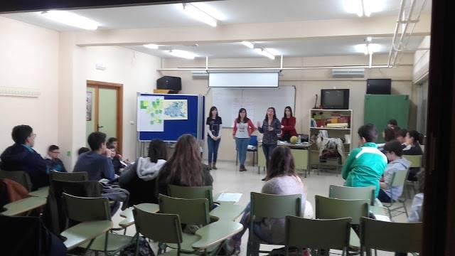 Jornadas Delegados - La junta de delegados del Hermógenes realiza su primera actividad formativa