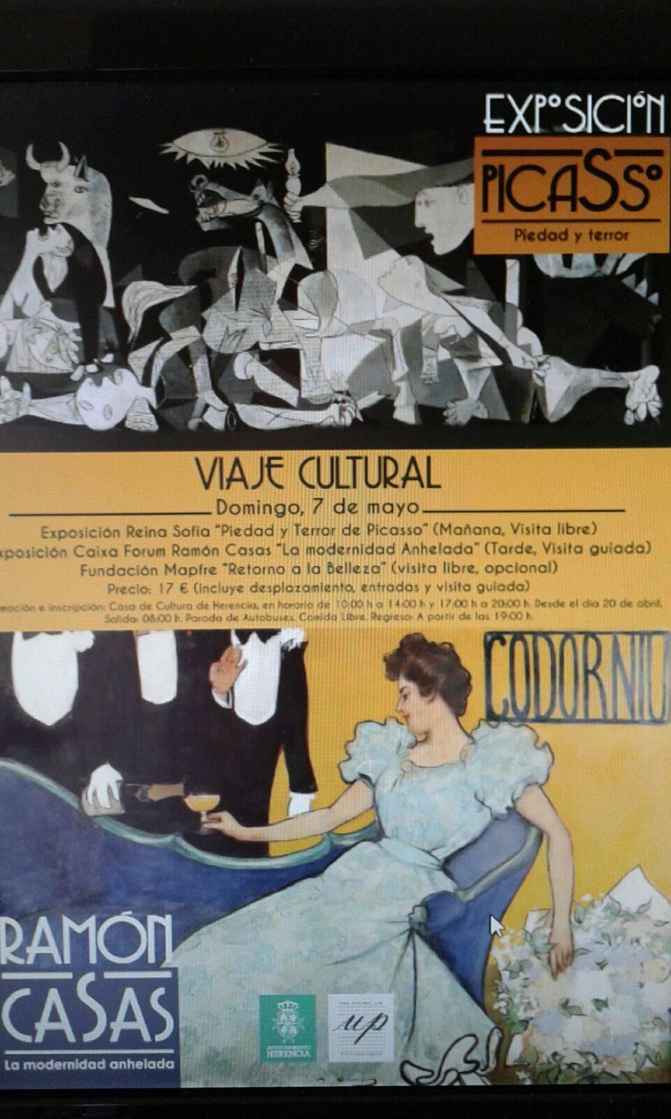 Museos Madrid - Un día por las exposiciones de Madrid