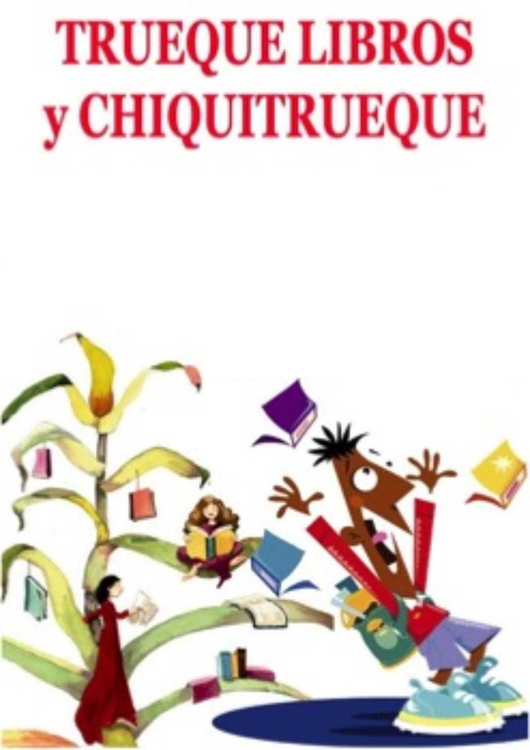 Mercado de Trueque de Libros en Herencia 2