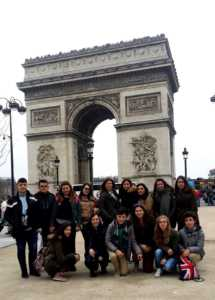 El I.E.S. Hermógenes Rodríguez viaja a Francia 3