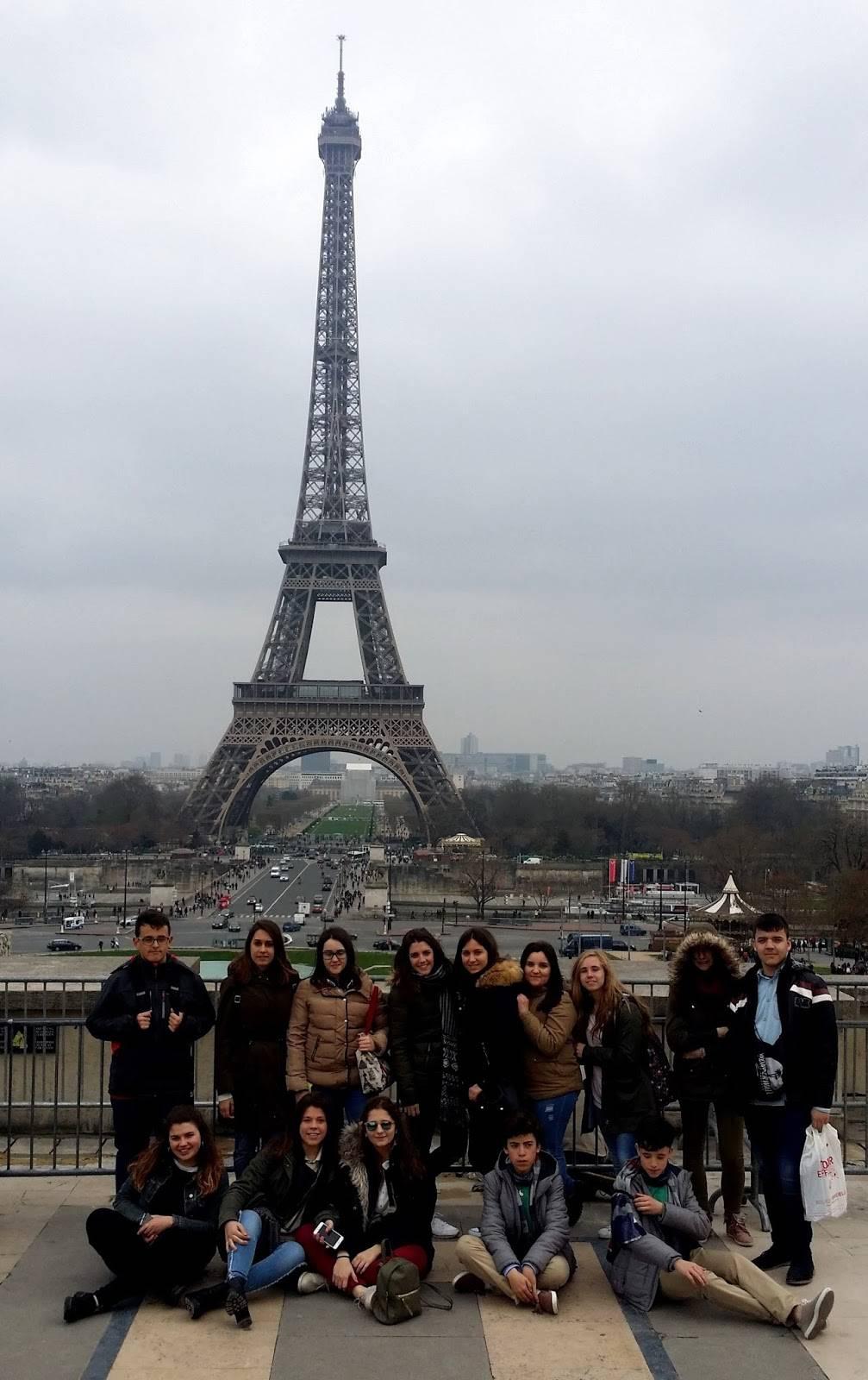 Viaje a Francia Hermógenes 2017 3 - El I.E.S. Hermógenes Rodríguez viaja a Francia