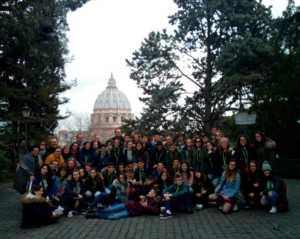 Crónica de un viaje a Roma, por Juan Ortuno 2