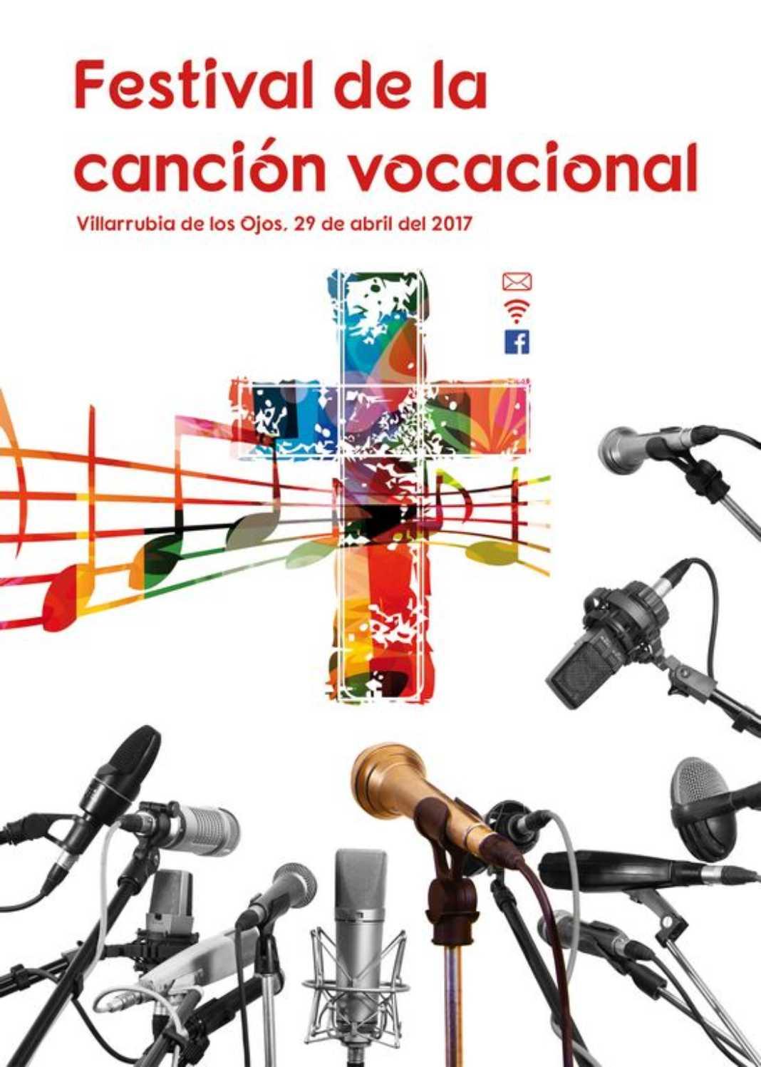 cancion vocacional21 1068x1497 - Miguel de Cis Adar, presente en el I Festival de la Canción Vocacional en Villarrubia de los Ojos