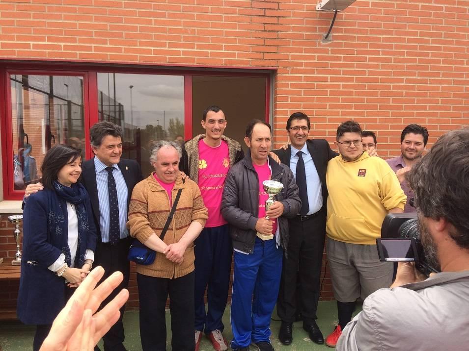 Los chicos del Centro Picazuelo ganadores del Torneo Provincial de Fútbol 7 3