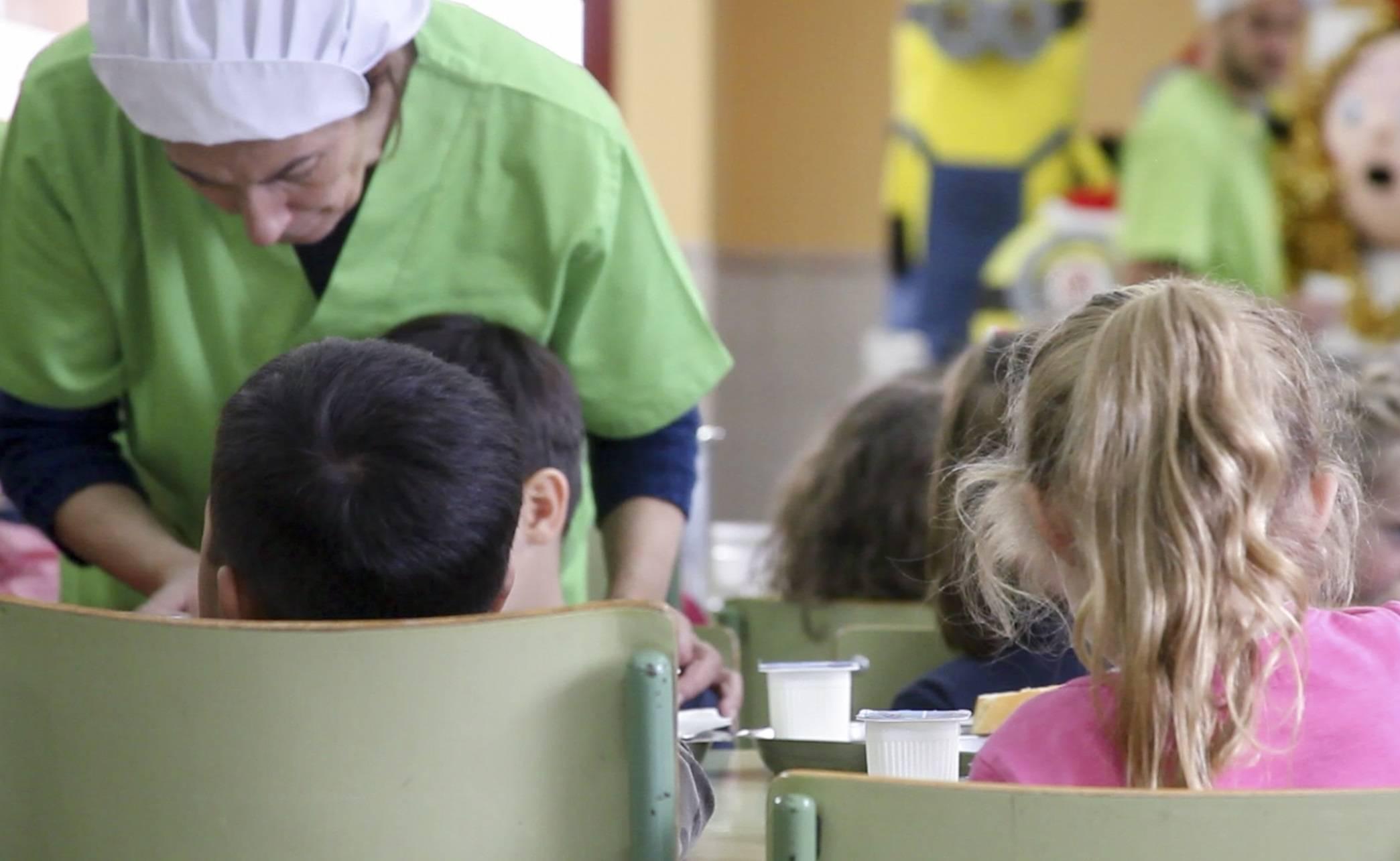 comedores escolares - Los comedores escolares abrirán en Semana Santa para dar servicio a más de 2.800 alumnos
