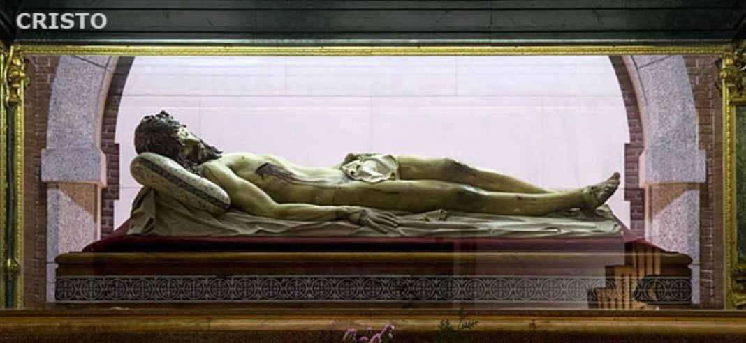 cristo de El Pardo 1068x492 - El Convento Cristo del Pardo en Madrid abre las puertas a Cis Adar
