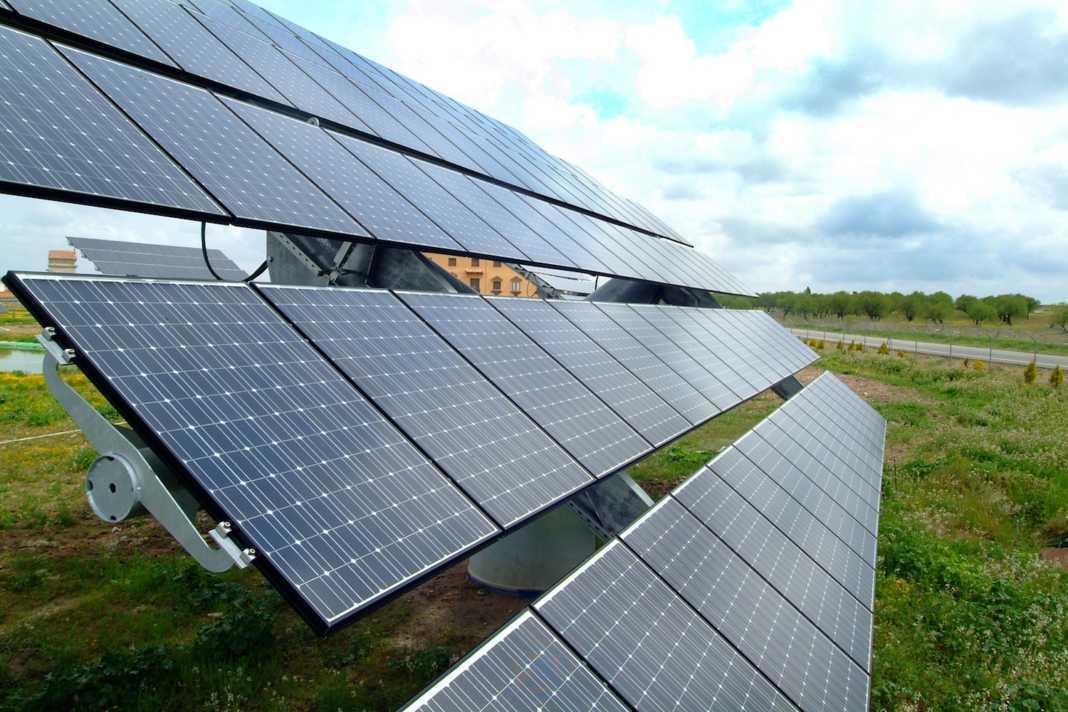 Nueva planta fotovoltaica en Herencia 1
