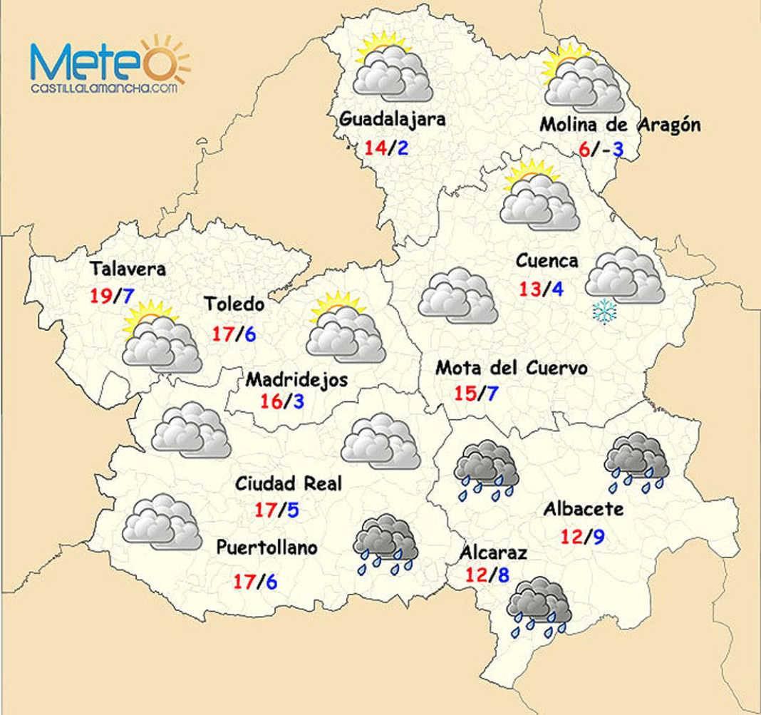 El frío y la nieve regresan a Castilla-La Mancha 4