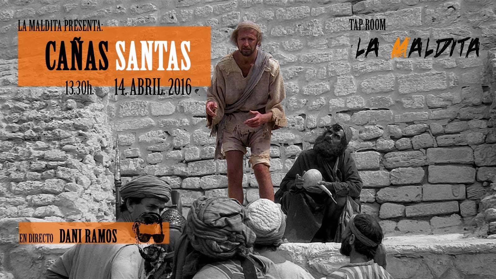 la maldita canas santas 2017 - La Maldita celebra las cañas Santas 2017 con música en vivo