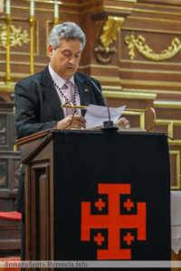 Jesús Fernández-Baillo Mateos de Arriba dará el Magno Pregón de Semana Santa 2017 2