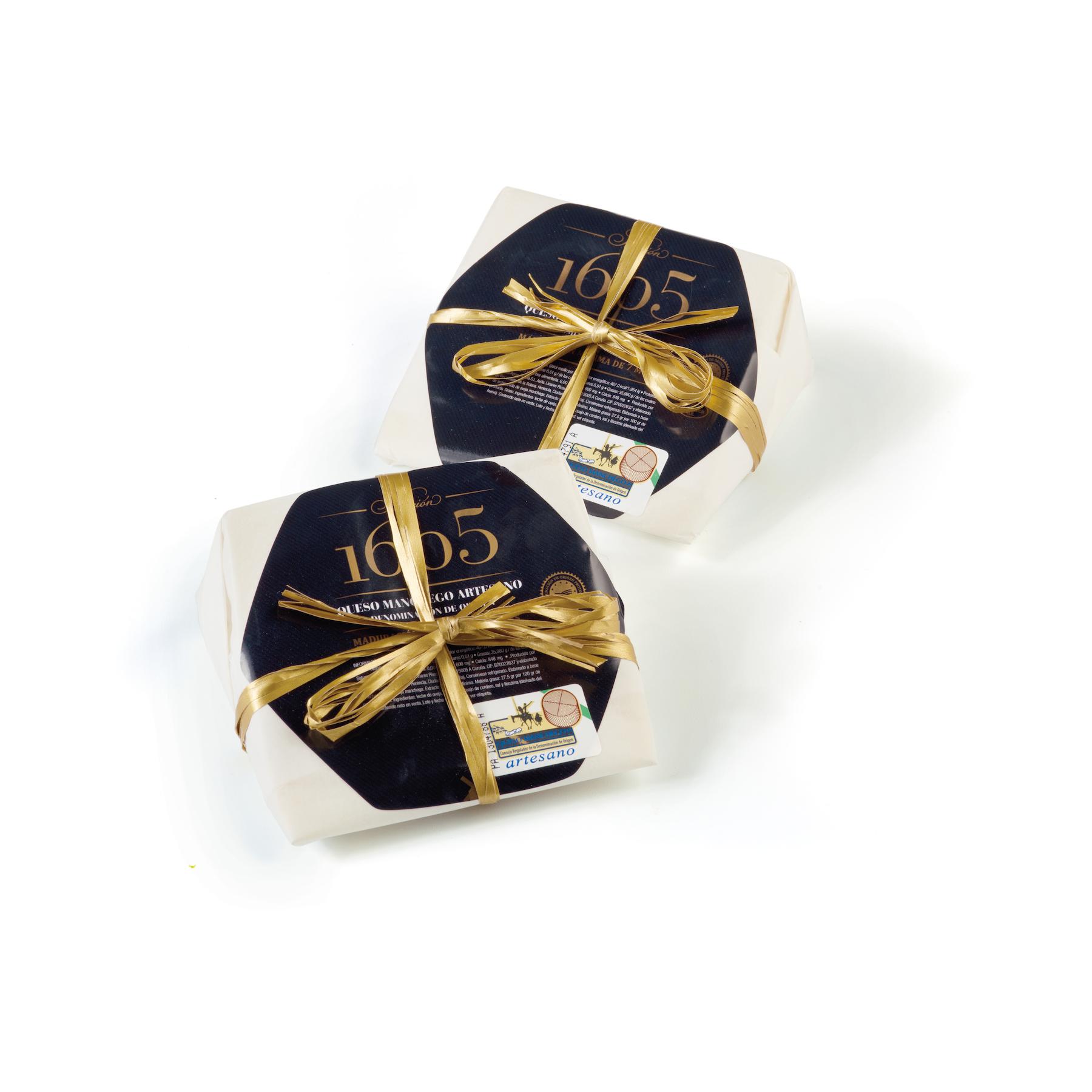 queso artesano 1605 queseria 1605 - Selección especial, de Quesería 1605, finalista en el VII Campeonato de los mejores quesos de España