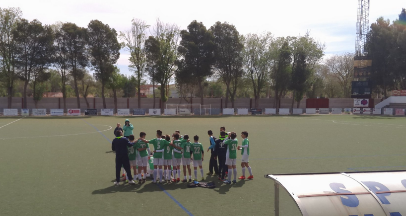 smd herencia infantil 1 futbol - SMD Herencia Infantil consigue su pase a la final provincial