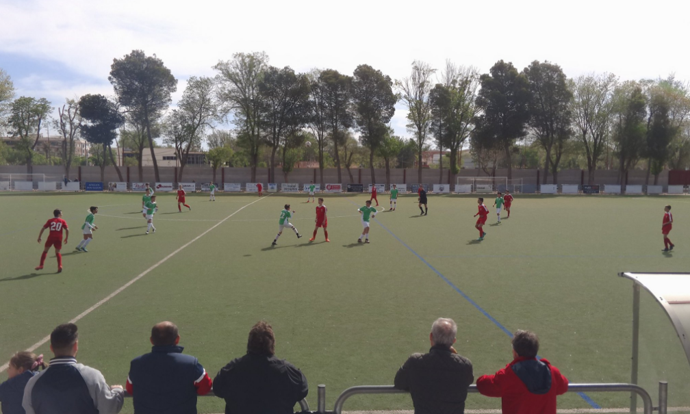 smd herencia infantil 2 futbol - SMD Herencia Infantil consigue su pase a la final provincial