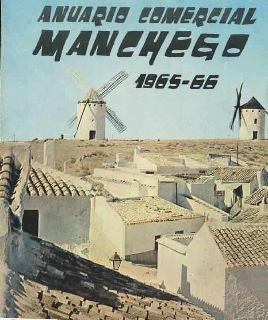 ANUARIO COMERCIAL - Hace 50 años: Anuario Comercial Manchego