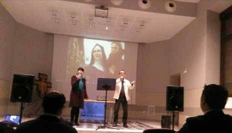 CisAdar CongresoFranciscano 2 465x266 - Cis Adar dará un concierto en Carrión de Calatrava
