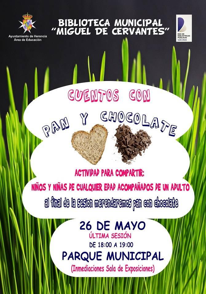 """Clausura cuentos con pan y chocolate - """"Cuentos con Pan y Chocolate"""" celebra su última sesión de la temporada 2016-17"""