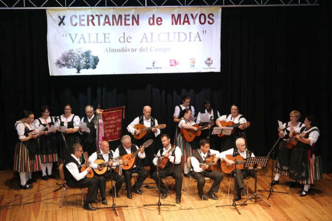 """El grupo herenciano 768x512 1068x712 - El grupo folklórico """"Herencia"""" estuvo en el X Encuentro """"Valle de Alcudia"""""""
