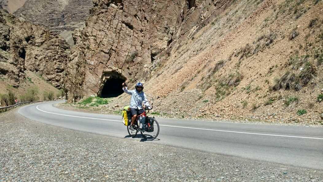 Elias por el mundo etapas 167a175 10 - Perlé llegado a Teherán