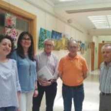 """Exposici%C3%B3n Salud Mental 5 300x168 228x228 - Inaugurada la Exposición de Pintura """"Creatividad y Salud Mental"""""""