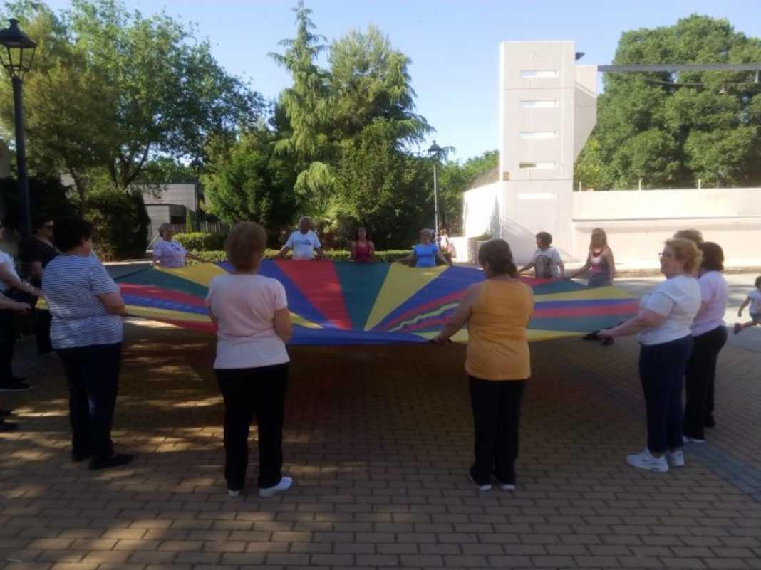 El Centro de Mayores celebra sus actividades de Fin de Curso 2