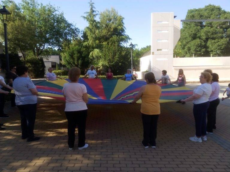 FinCursoCentroMayores - El Centro de Mayores celebra sus actividades de Fin de Curso
