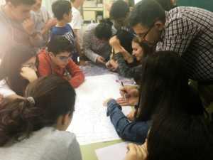 El IES Hermógenes Rodríguez colabora en el Proyecto MetroMinuto junto a la UCLM 3