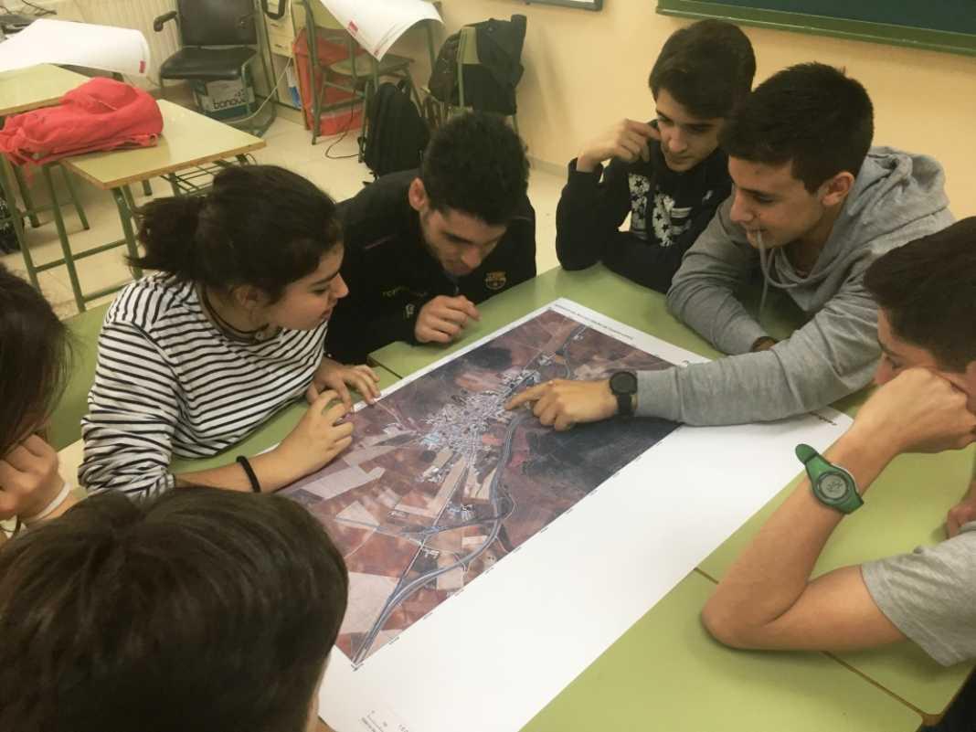 El IES Hermógenes Rodríguez colabora en el Proyecto MetroMinuto junto a la UCLM 5