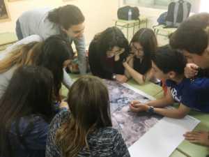 El IES Hermógenes Rodríguez colabora en el Proyecto MetroMinuto junto a la UCLM 2