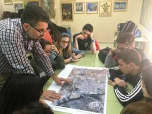 MetroMinuto 4 300x225 - El IES Hermógenes Rodríguez colabora en el Proyecto MetroMinuto junto a la UCLM