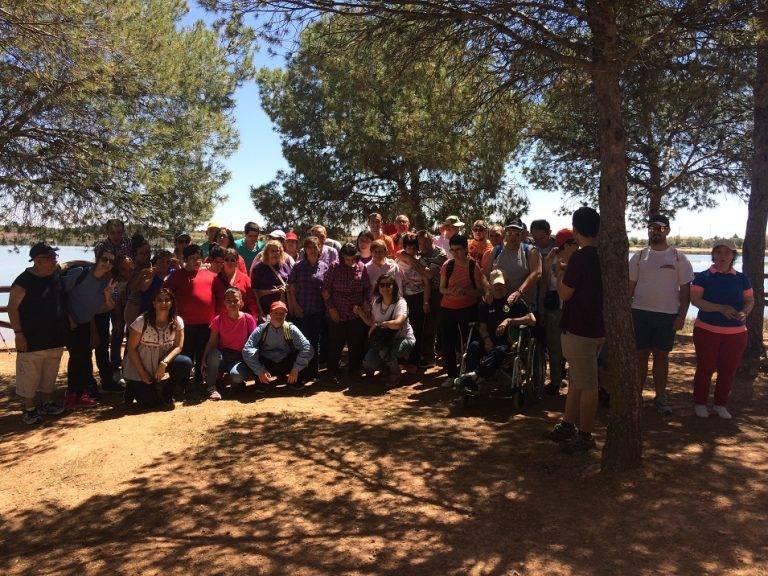 """El Centro ocupacional """"El Picazuelo"""" estuvo en el encuentro de los Centros de Atención a personas con discapacidad 1"""