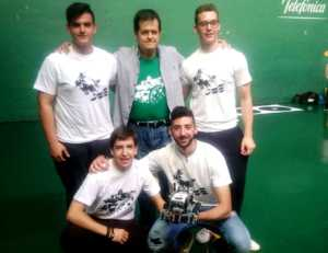 El IES Hermógenes Rodríguez se alza con tres galardones en la VII Competición de Robótica de Secundaria 7
