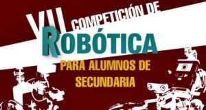 El IES Hermógenes Rodríguez se alza con tres galardones en la VII Competición de Robótica de Secundaria 3