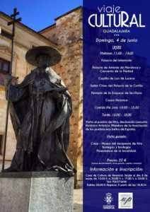 El Ayuntamiento organiza un Viaje Cultural a Guadalajara. 1