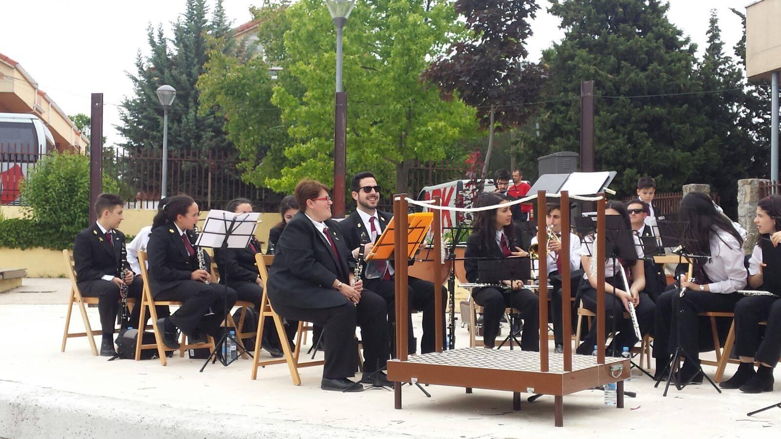 agrupacion musical santa cecilia de herencia en las Rozas - Madrid, Cuenca y Herencia acogerán varias actuaciones de la agrupación Musical Santa Cecilia