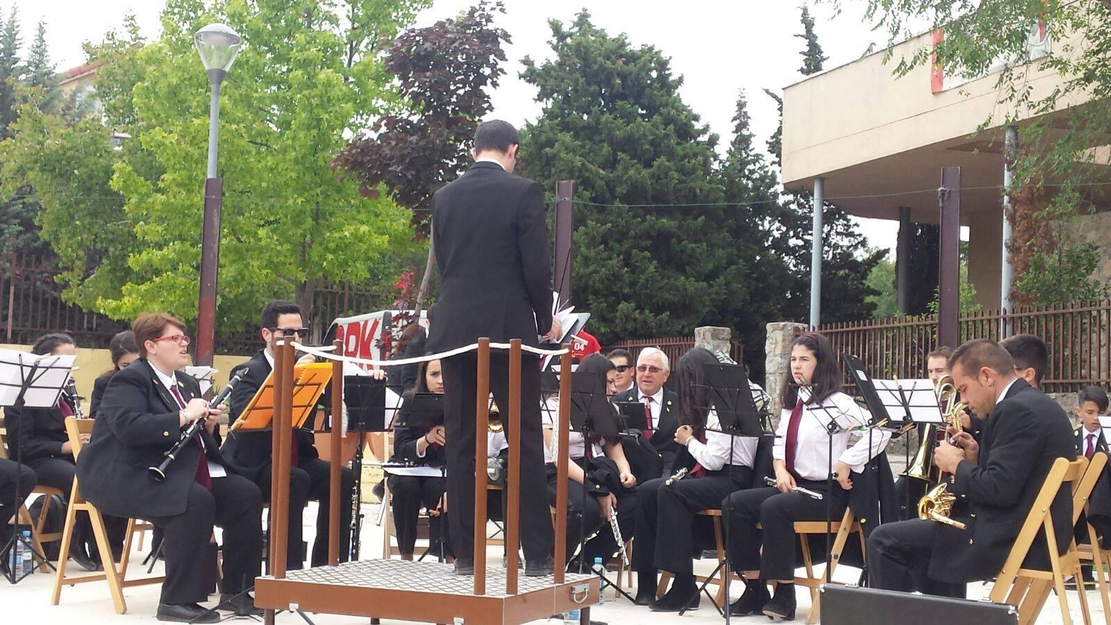 agrupacion musical santa cecilia de herencia en las Rozas1 - Madrid, Cuenca y Herencia acogerán varias actuaciones de la agrupación Musical Santa Cecilia