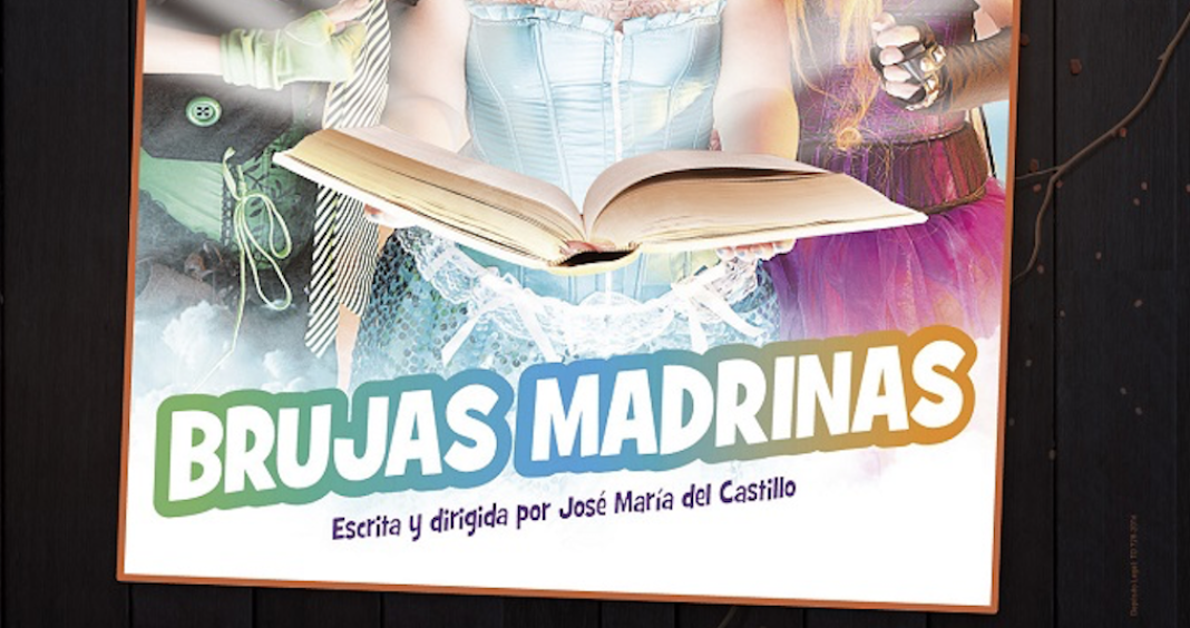 brujas madrinas 1068x564 - Teatro infantil Brujas Madrinas en Herencia